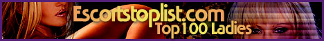 Escorts Toplist - Top 100 Ladies